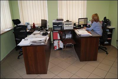 Agnieszka pracuje w DEKRET